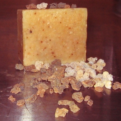 Gold, Frankincense & Myrrh Kinder Goat Milk Soap