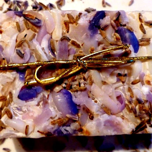 Lavender Kinder Goat Milk Soap