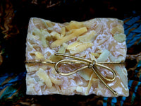 Lemongrass Kinder Goat Milk Soap