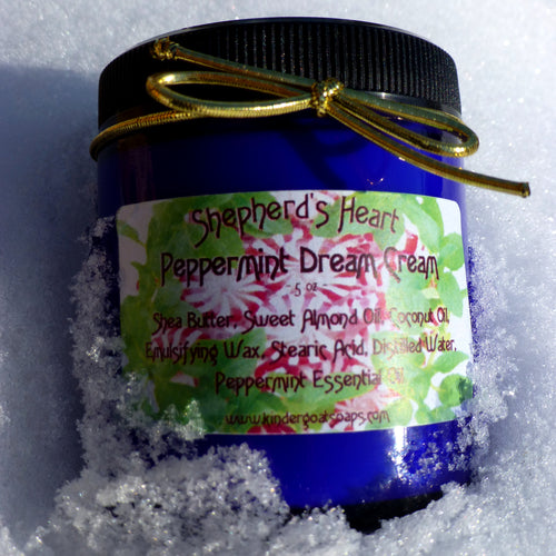 Peppermint Dream Cream