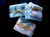 Sculpted Peppermint Kinder Goat Milk Soap