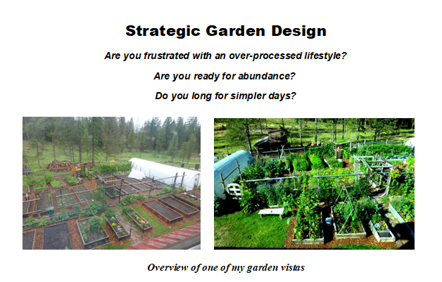 Strategic Garden Planning