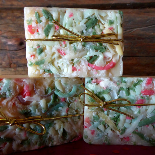 Tangy Country Apple Kinder Goat Milk Soap
