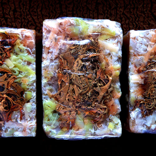 Absolutely Oakmoss Kinder Goat Milk Soap