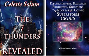 The 7 Thunders Revealed & Electromagnetic Radiation Protection Solutions Paperback Bundle