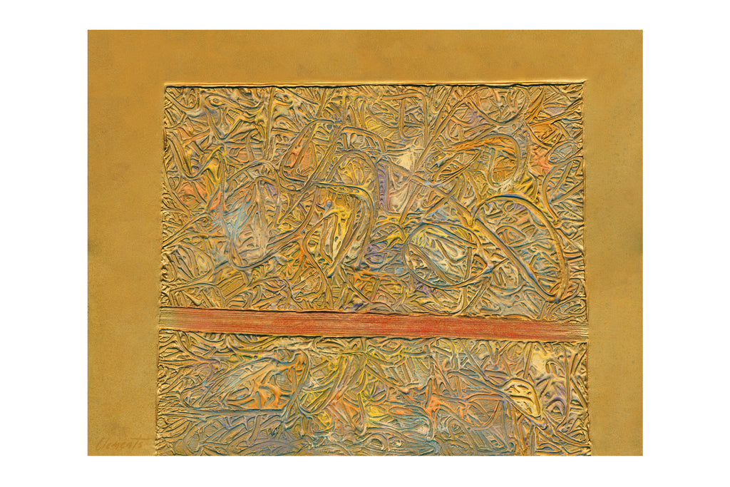 "4"" x 6"" Abstraction Giclée Note Cards"