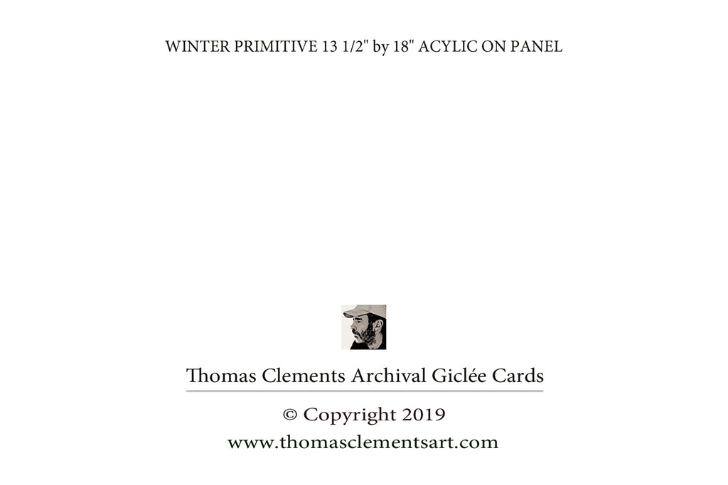 WINTER PRIMITIVE