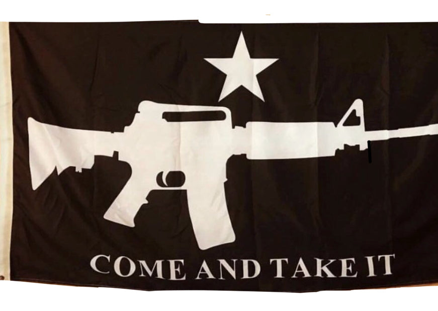 Come And Take It Flag