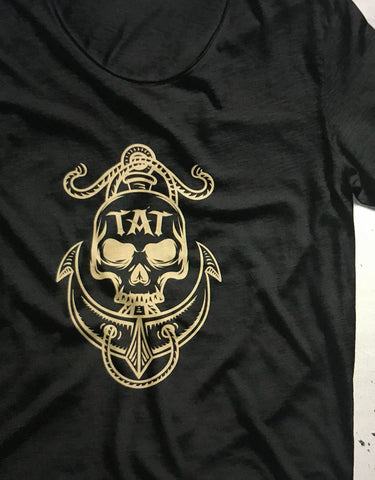 Tat Anchor Tee