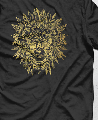 Golden Headdress