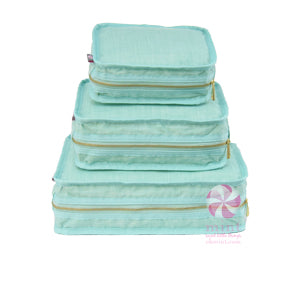 Mermaid Chambray Stacking Set