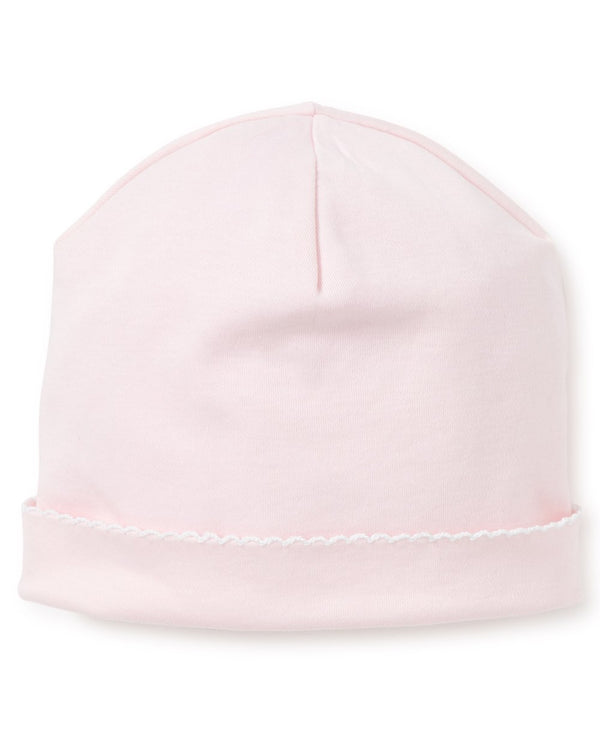 Kissy Kissy Pink and White Trin Hat