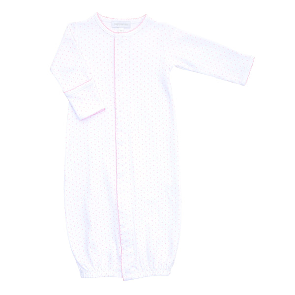 Magnolia Baby Pink Mini Dot Converter Gown