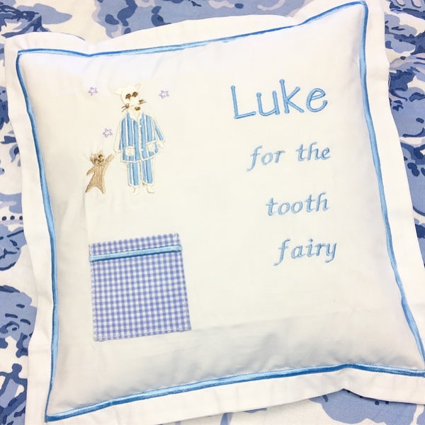 Tooth Fairy Pillow - Mouse