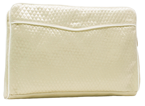 Quilted Medium Cosmetic Bag