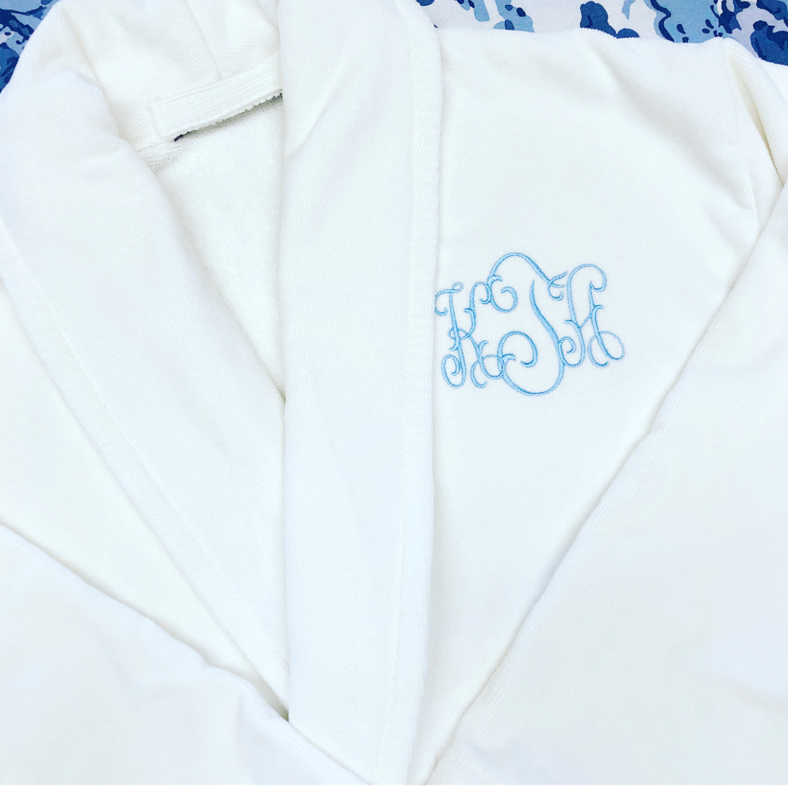 Lux Bath Robe