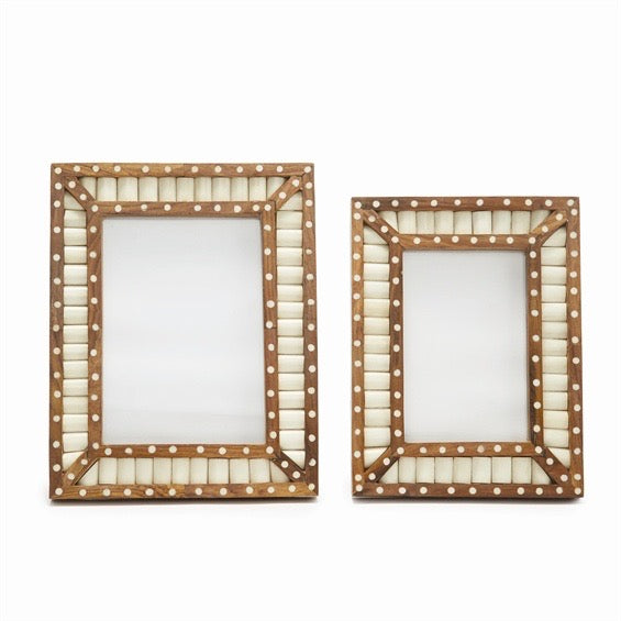 Bone Inlay Picture Frames
