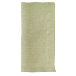 Linen Napkins in Willow