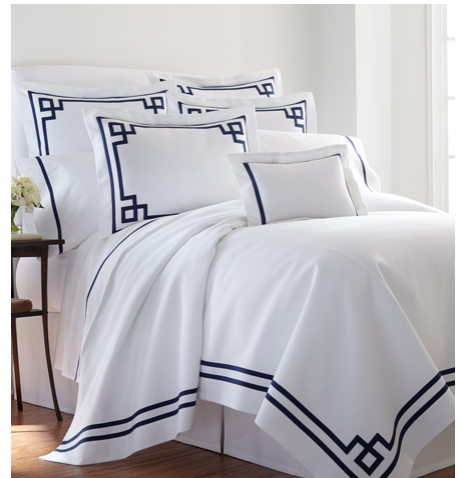 Fret Work Bedding Collection