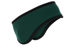 Fleece Headband with LEF Logo