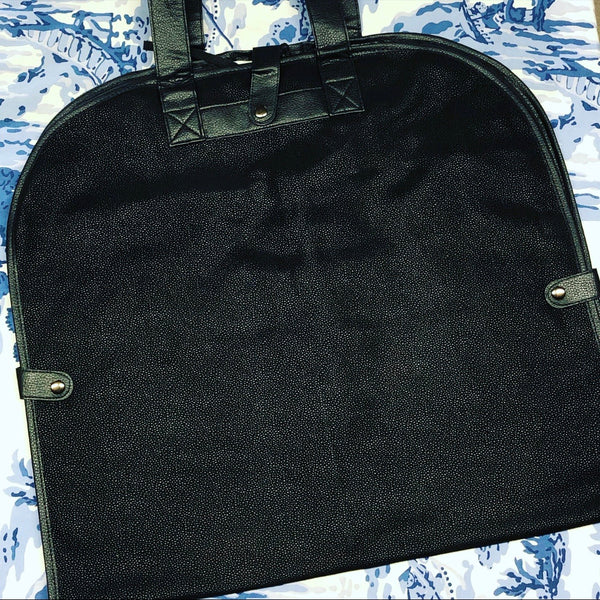 Scotch Grain Garment Bag