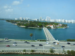 Miami Beach As seen from the Norwegian