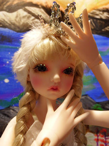 Ha Seol Swan Lake Dollmore Ballet Kid BJD Unboxing, Photoshoot and Stop Motion