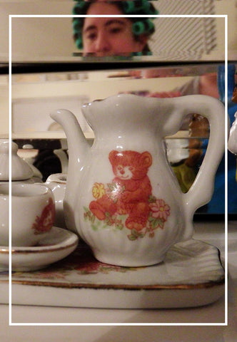 artsy sister,tea set,cute tea set