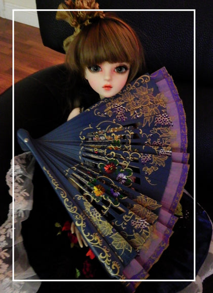 artsy sister,art decor,bjd doll