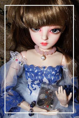 artsy sister,bjd doll,sewing supplies