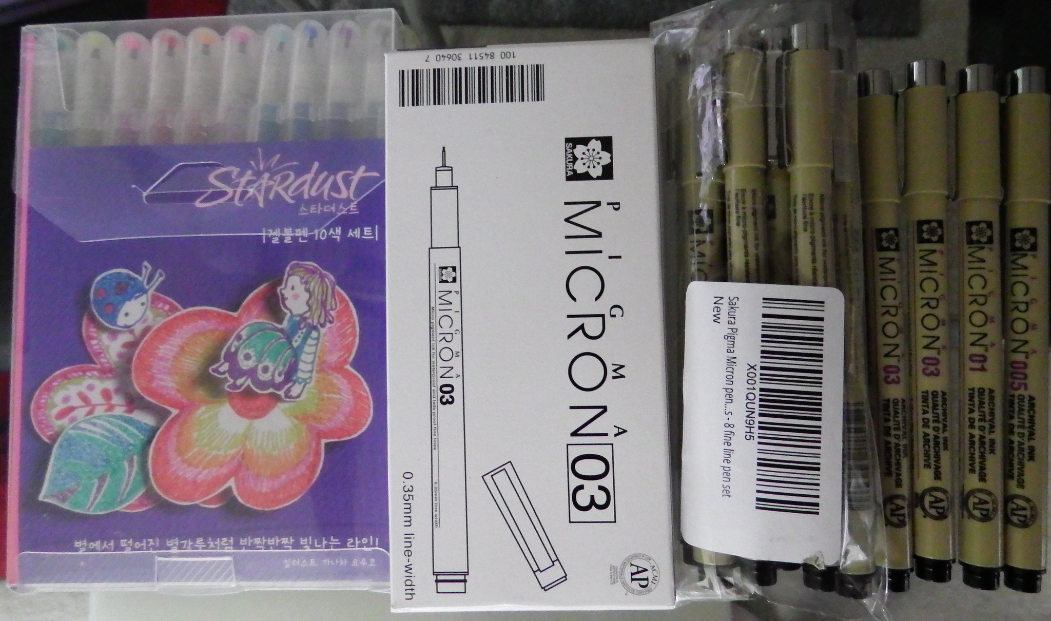 artsy sister,sakura,art supplies