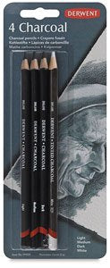 Derwent - Charcoal Pencil Set - Derwent Charcoal Pencil Set