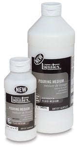 Liquitex Professional Pouring Effects Medium, 127.81-oz (gallon)
