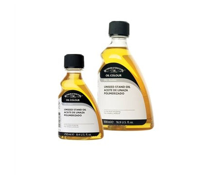 Winsor Newton Stand Linseed Oil 250Ml