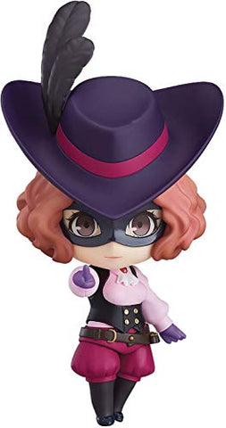Good Smile Persona 5 The Animation: HARU Okumura (Phantom Thief Version) Nendoroid Action Figure, Multicolor