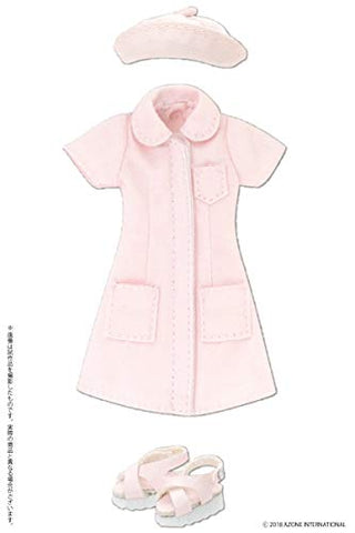 Picco Neemo Wear 1/12 Nurse Set Pink (Doll Accessory)