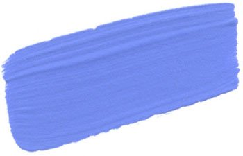 Golden Heavy Body Acrylic - Light Ultramarine Blue - 16oz Jar