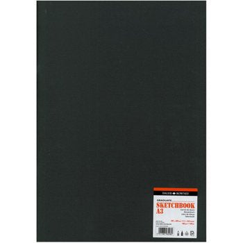 Daler Rowney Graduate Stapled Soft Cover Sketchbook A3