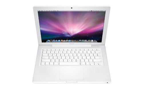 Apple A1181 Macbook MB403LL 13.3 Inch Laptop (2.1 GHz Intel Core 2 Duo Mobile, 2 GB SDRAM, 120GB