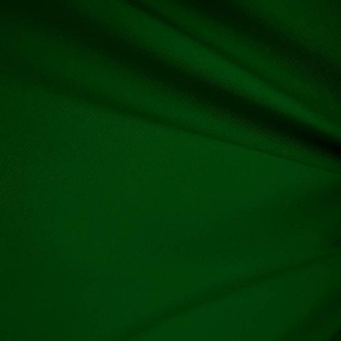"1 X Kelly Green 60"" Wide Premium Cotton Blend Broadcloth Fabric By the Yard"