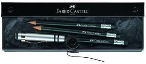 Faber-Castell Perfect Pencil Black Gift Set (118351) by Faber-Castell