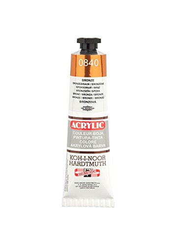KOH-I-NOOR 016270600000 40 ml Acrylic Colour Paint - Bronze