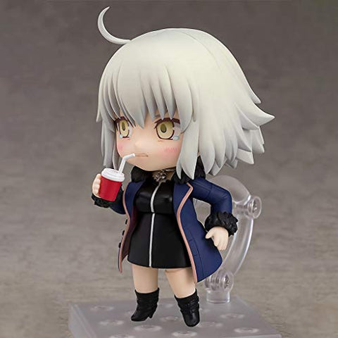 "LWCLYC Games: Fate/Grand Order - Jeanne d'Arc (Alter) Figure Models Collectable Figma Nendoroid Doll Exquisite Packaging 3.9"" H Comic and Animation Collection"