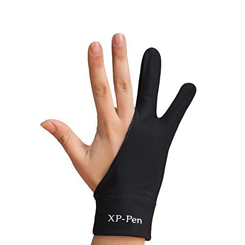 XP-Pen Professional Artist Anti-fouling Lycra Glove for Graphics Drawing Tablet Graphic Monitor