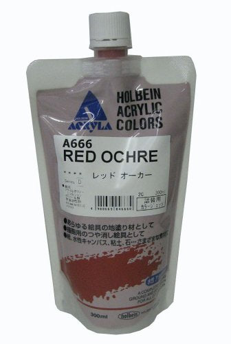 Gesso 300ml Red Ochre