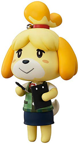 Good Smile Animal Crossing New Leaf: Shizue Isabelle Nendoroid Action Figure, Multicolor