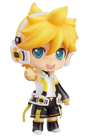 Good Smile Vocaloid: Kagamine Len: Append Nendoroid Action Figure