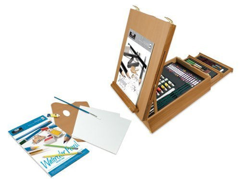Royal & Langnickel 150-Piece All Media Easel Artist Set by Royal & Langnickel
