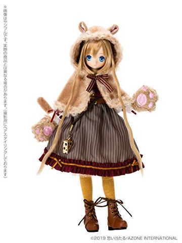 EX Cute Family Alice's Tea Party -Mad Tea Party- Dormouse / Tsukiha 1/6 Complete Doll