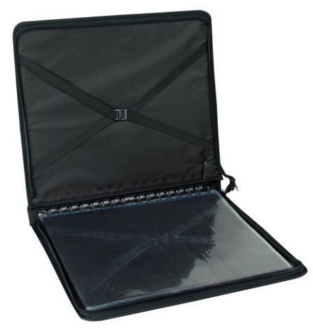 Royal & Langnickel RBIND-90 A1 Soft Nylon Presentation Ring Binder Case